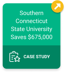 Southern Connecticut State University Saves $675,000 Case Study