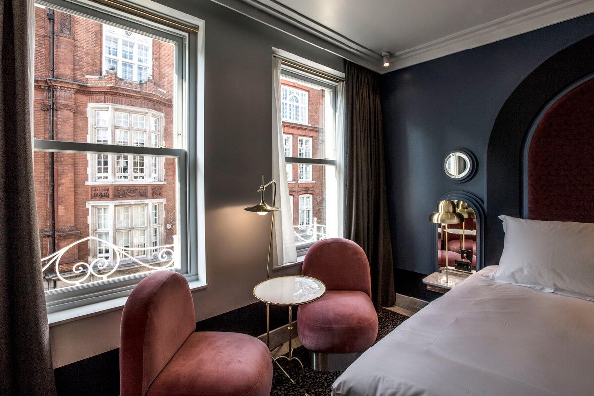 covent garden room 3 henrietta hotel london