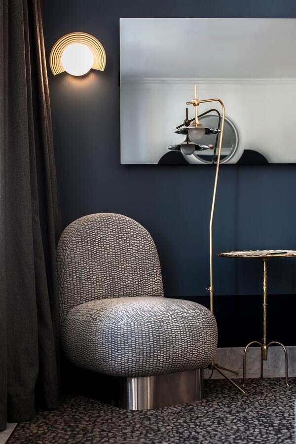 détails 4 henrietta hotel london
