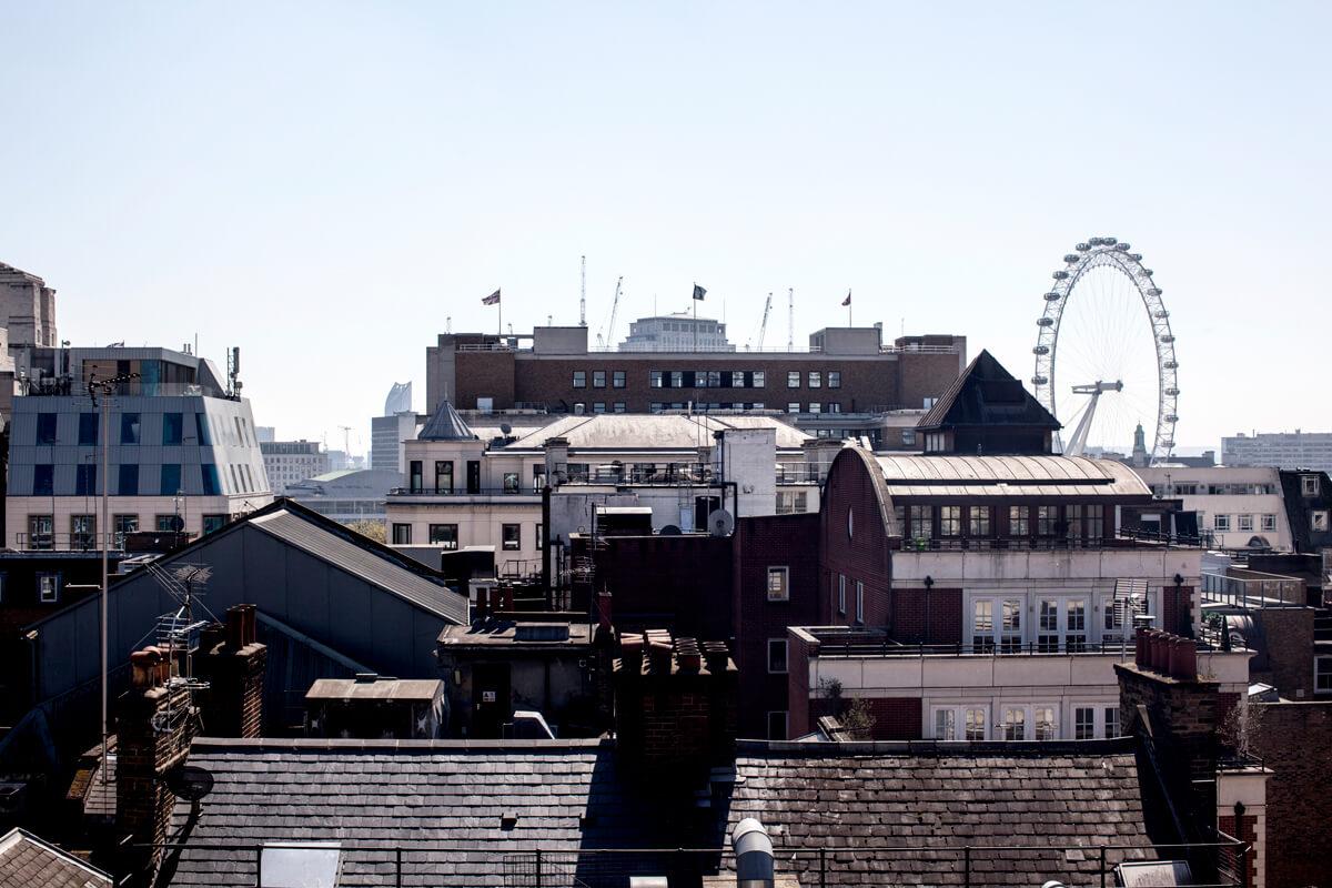 Grand London Eye Room henrietta hotel london 4