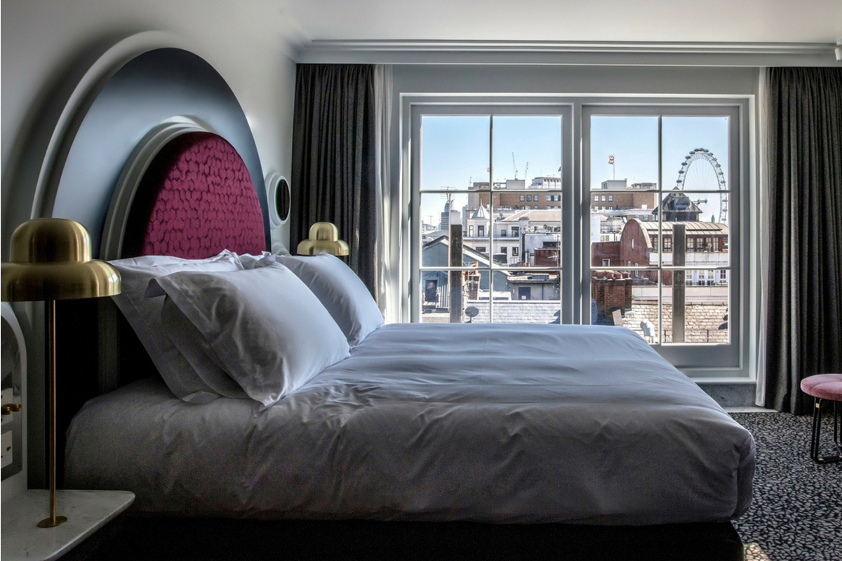 henrietta hotel london hotel bedroom