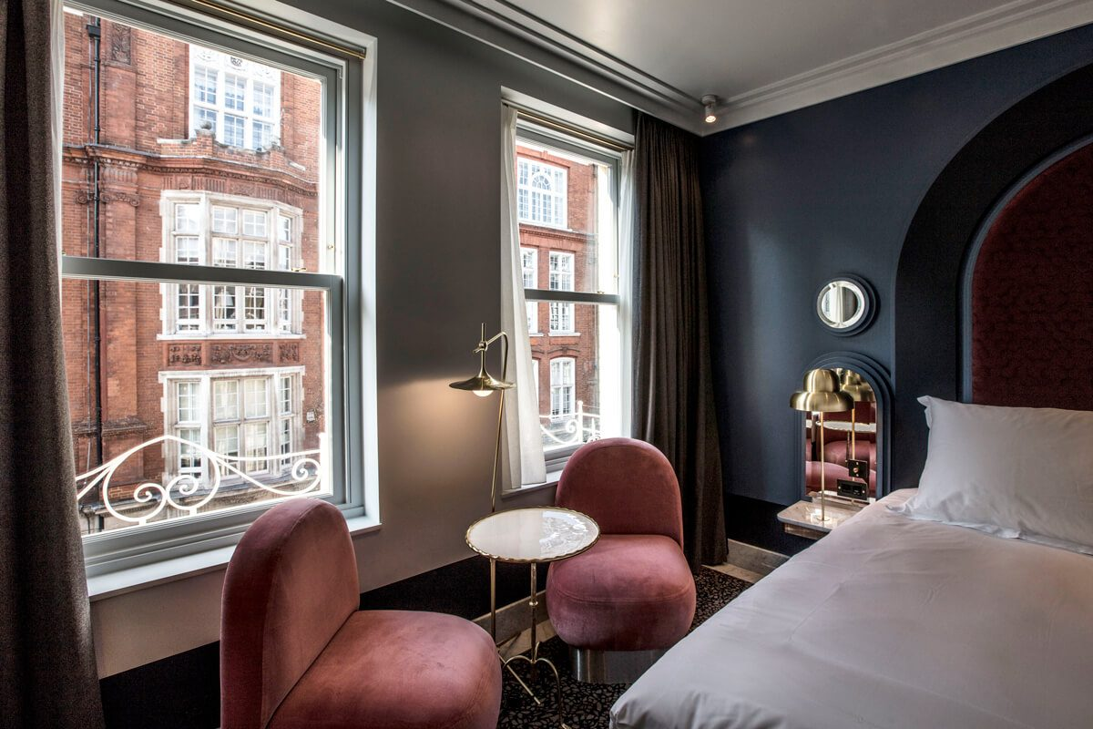 henrietta hotel london