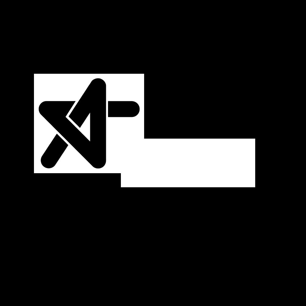 Taki logo in white.