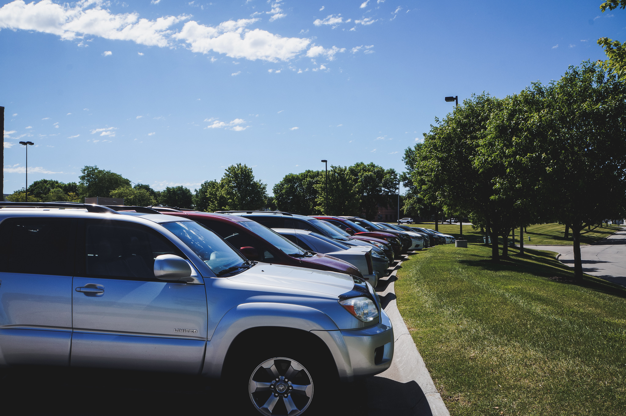 An image of Gateway Auto's used car lineup