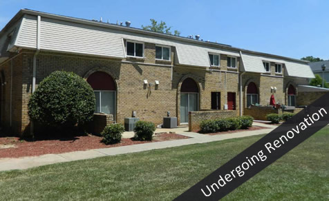 Pine Hill Townhomes