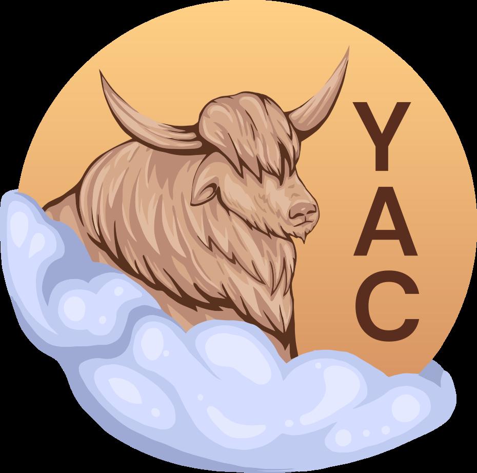 YAC logo in PNG