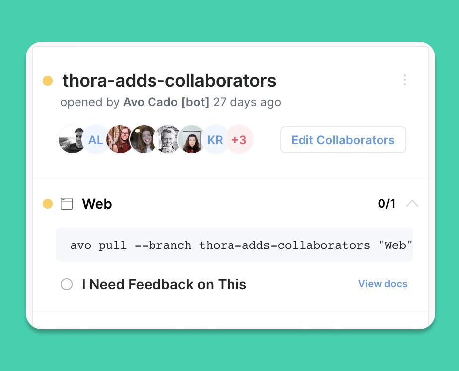 Introducing Branch Collaborators