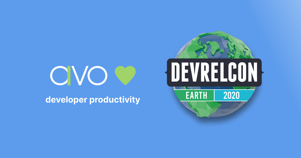 Avo CEO, Stef Olafsdottir, talks Developer Productivity at DevRelCon Earth 2020