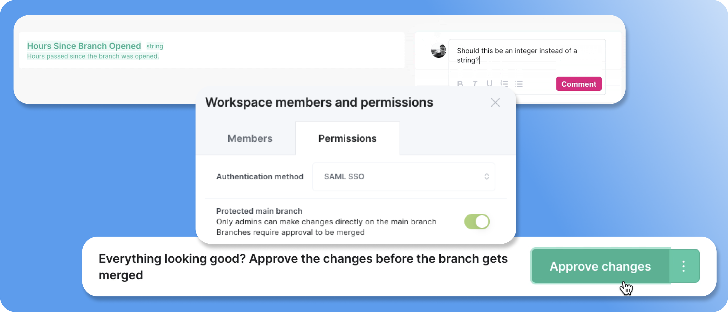 Introducing Approval Workflows