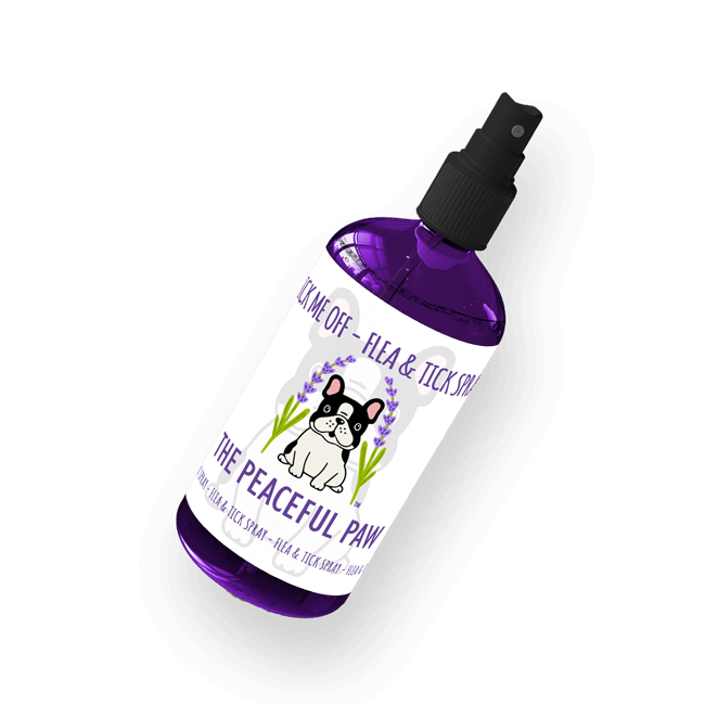 Tick Me Off- Flea & Tick Spray 4 oz