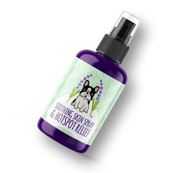Soothing Skin Spray and Hot Spot Relief