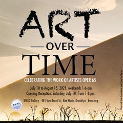 Art Over Time exhibition