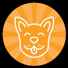 Pet-friendly icon