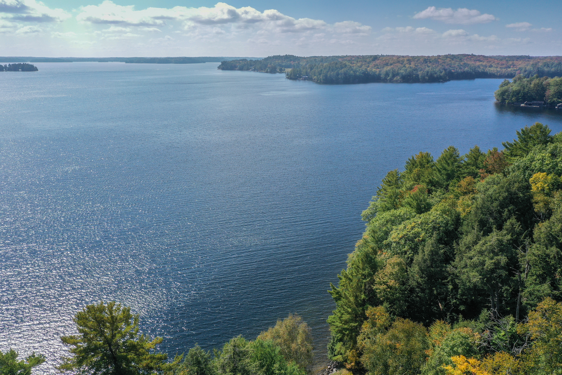 Lake Rosseau - The last of the Greatest Island Landbanks