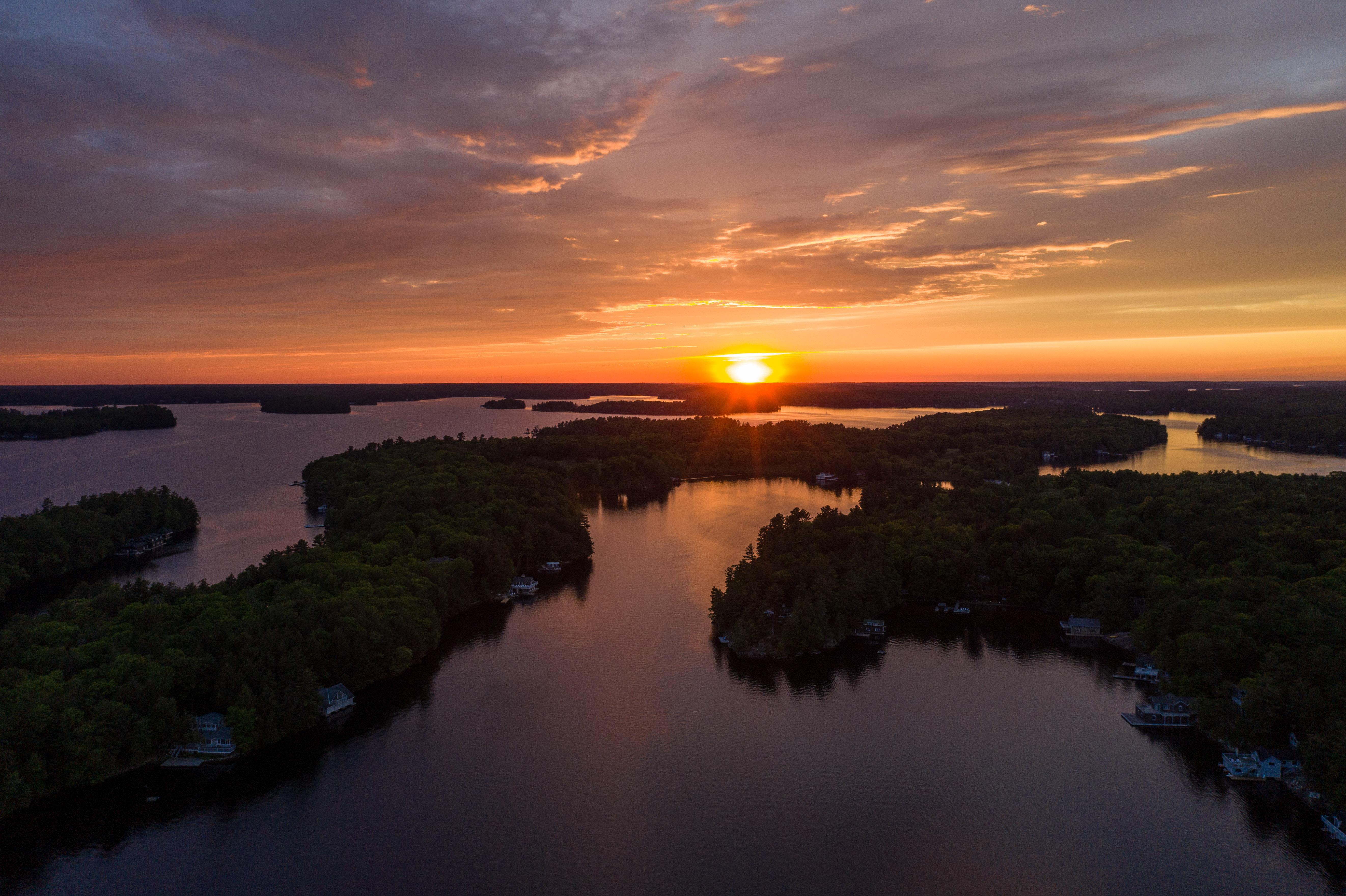 "Lake Muskoka - One of The Last of The ""Great Ones"" A Classic Storybook of Muskoka Grandeur"