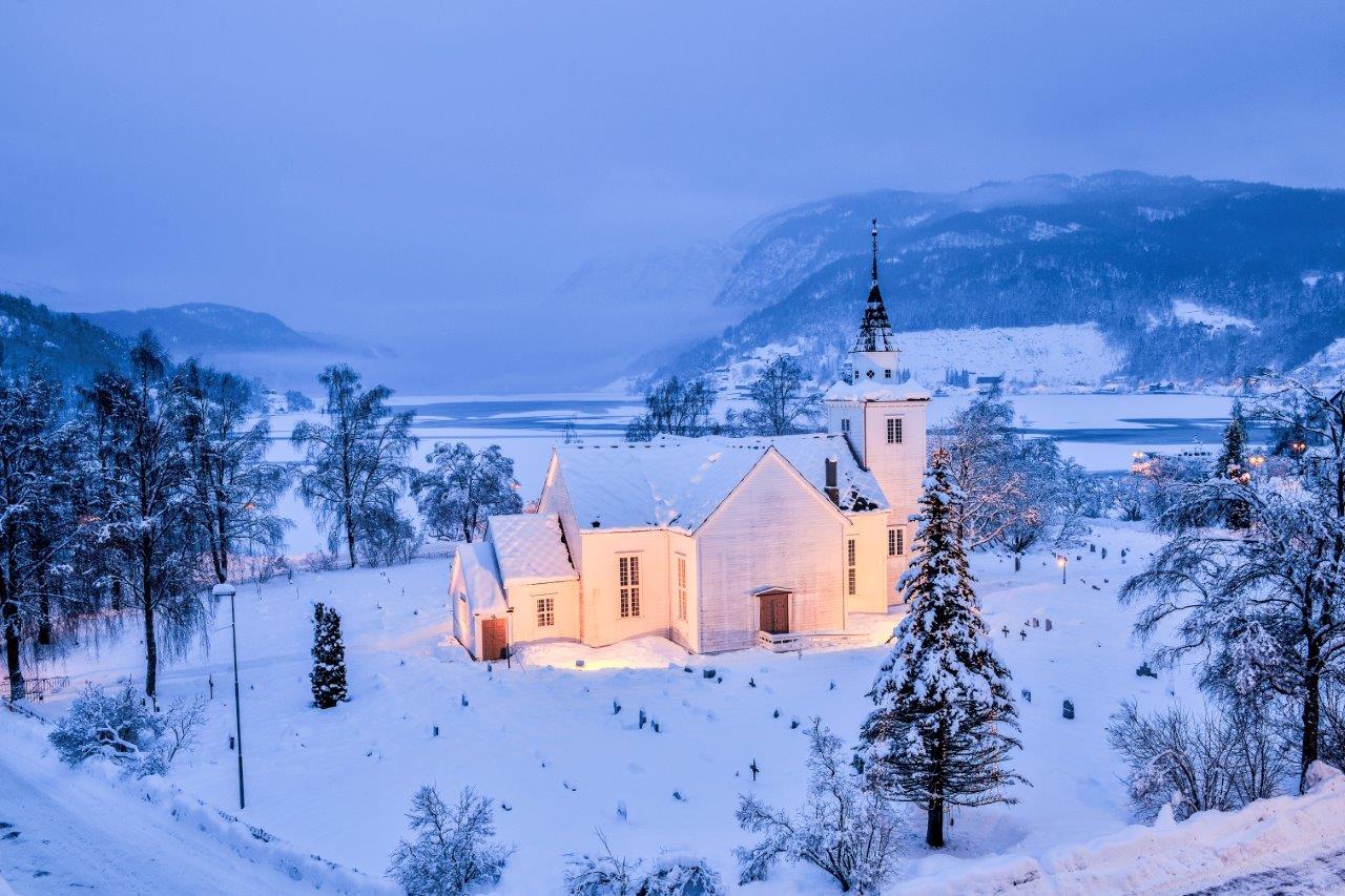 Adventhelg i Ulvik