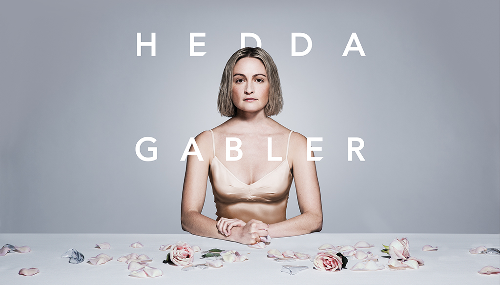 Retouching and image creation for Hedda Gabler