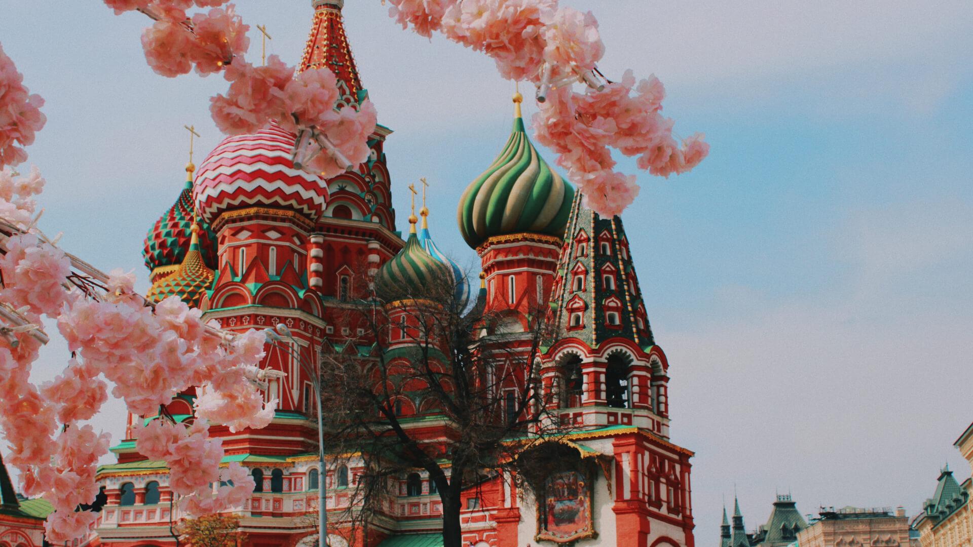 Офис с видом на Кремль