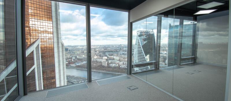 Офис в Бизнес-центре «Башня Федерация»