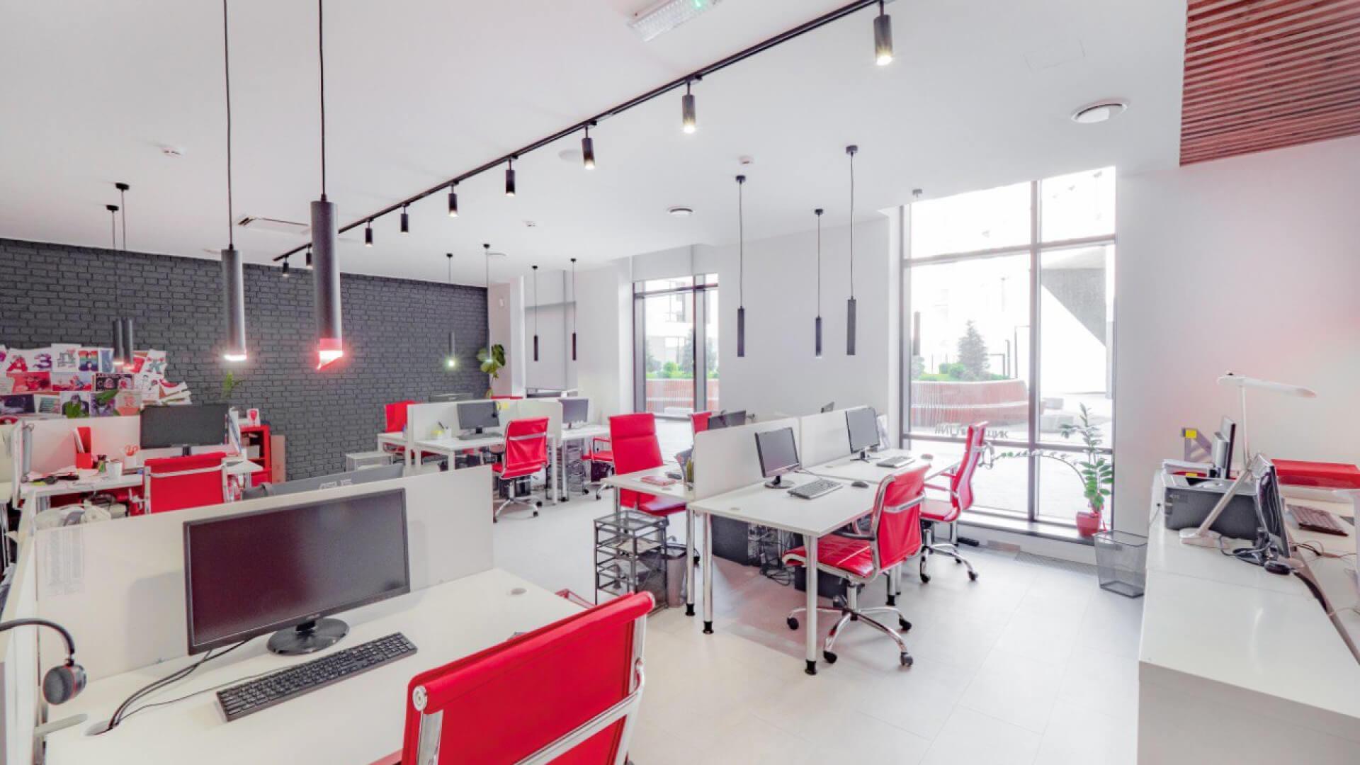 Офис компании PR Partner