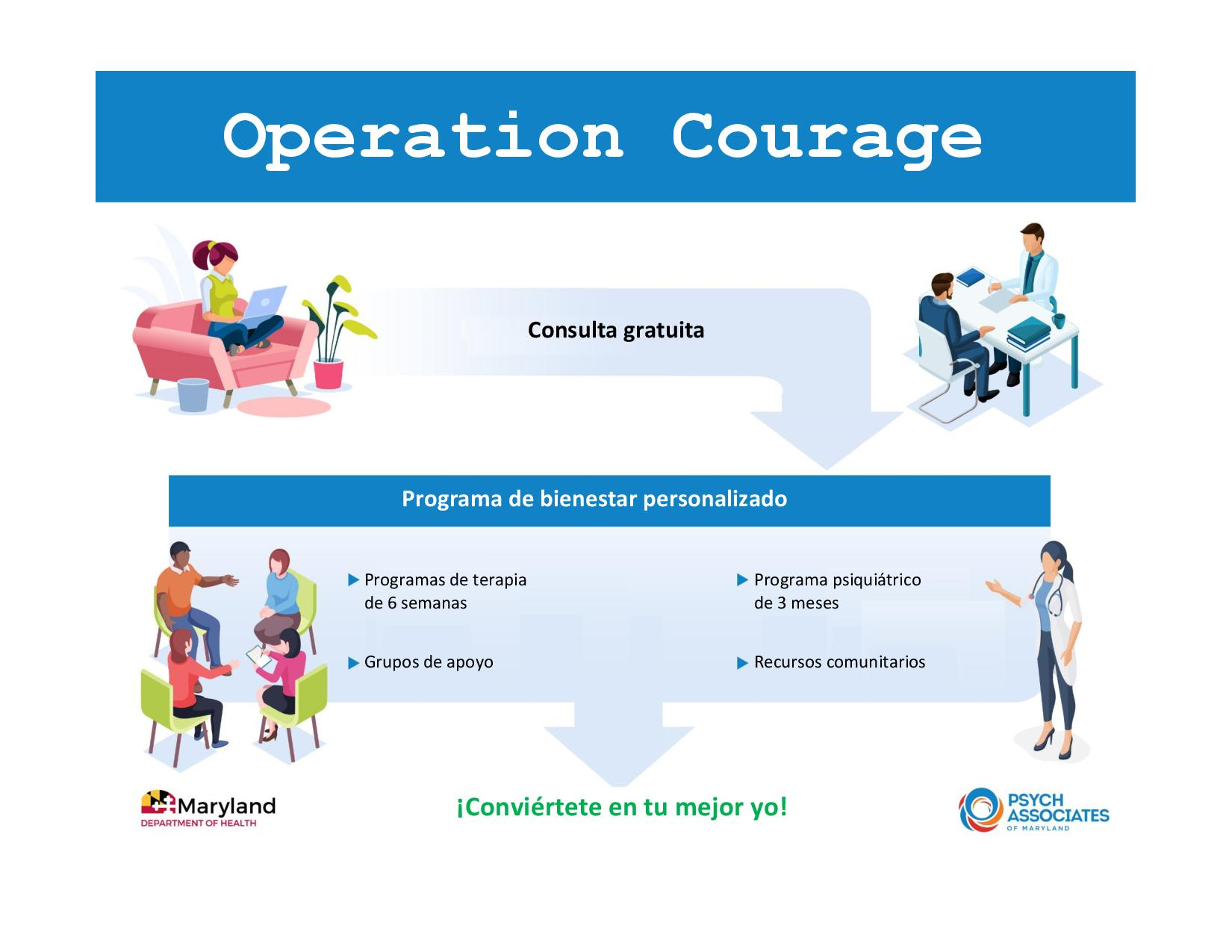 The Operation Courage Process