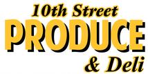 10th Street Produce & Deli Logo