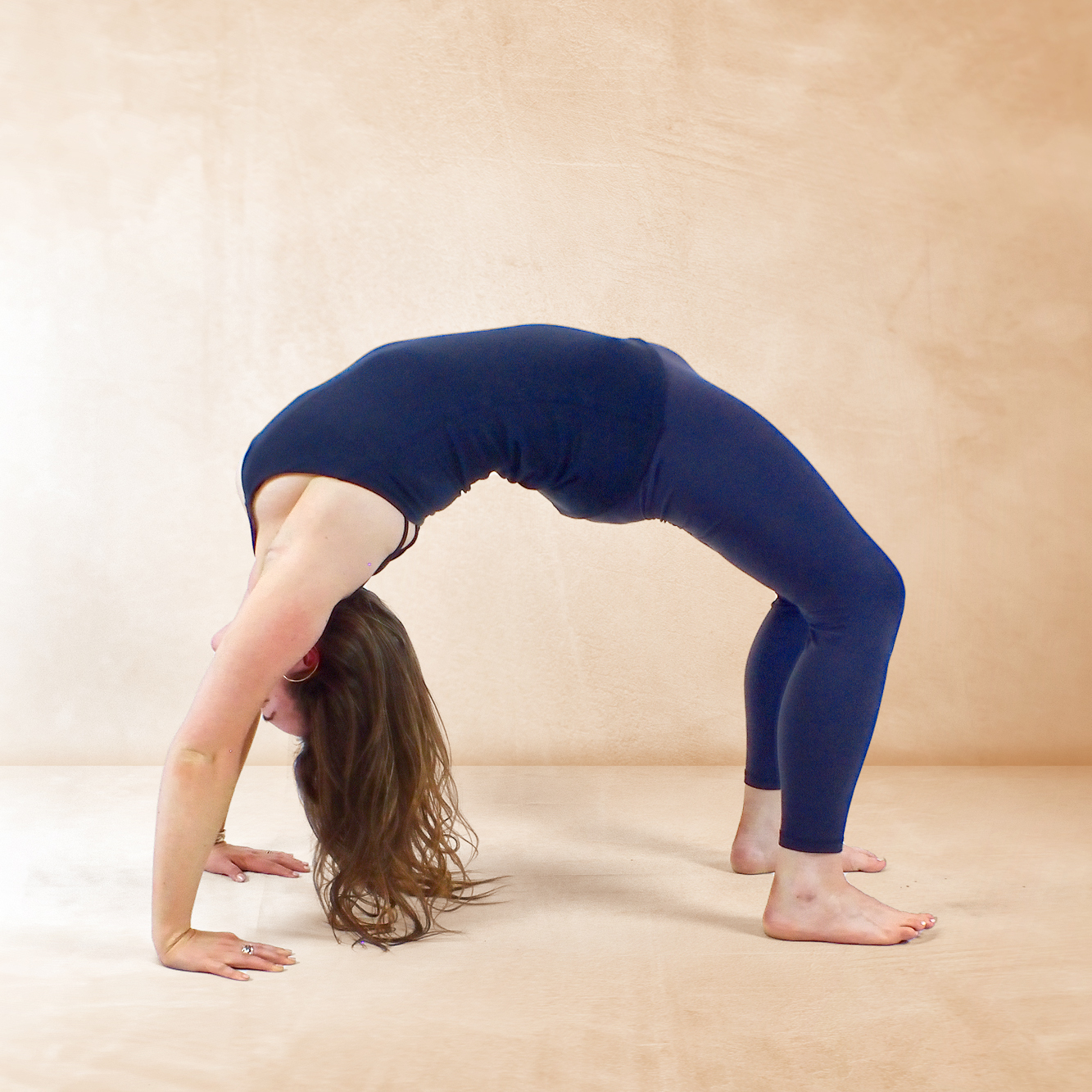 Katie Kuliesh, yoga instructor at Ginkgo Yoga and Wellness.