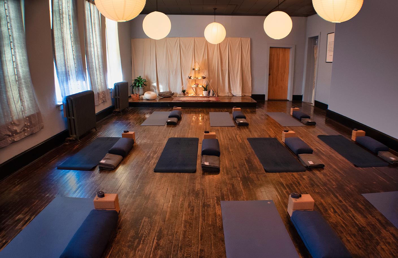 Ginkgo Yoga and Wellness Studio Space