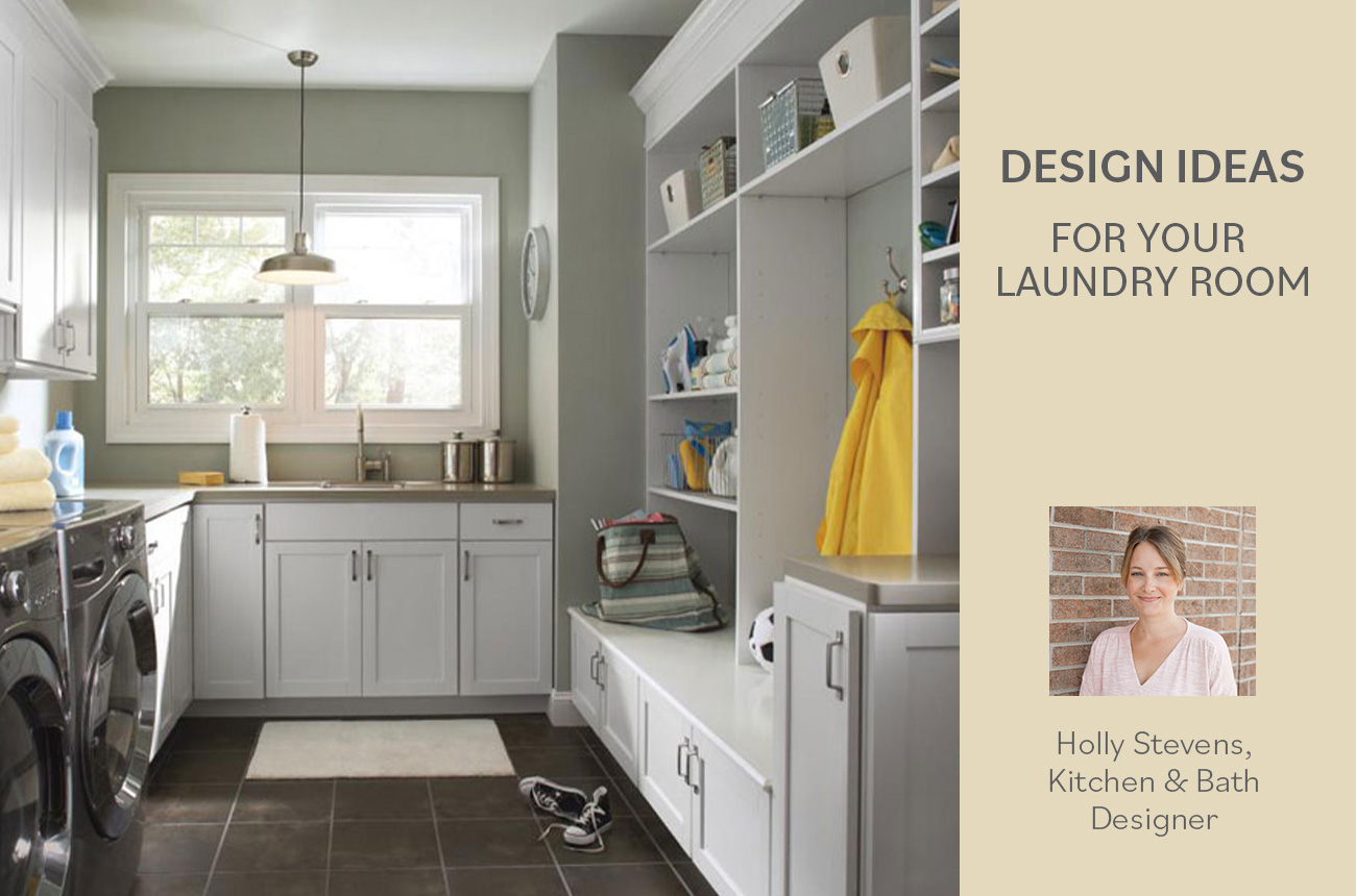 Design Ideas for Your Laundry Room