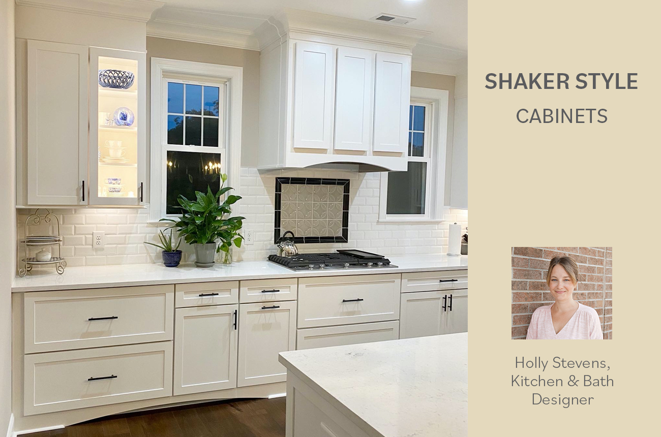Consider Shaker Cabinets for Your Kitchen