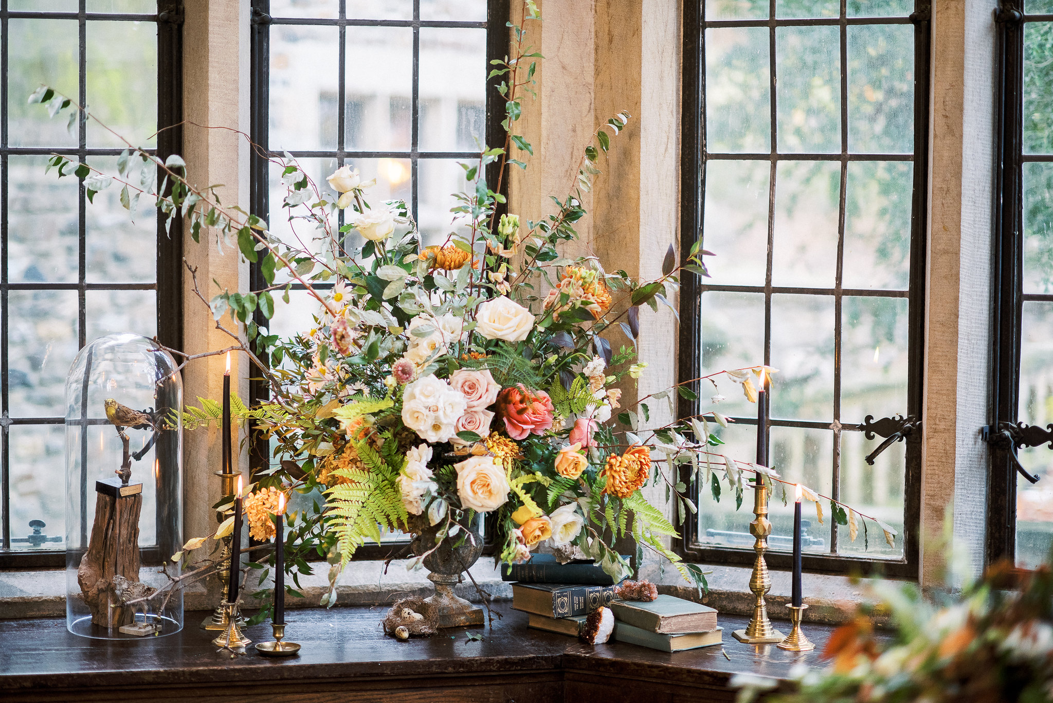 Rachel Pearlman Photography, Cottage Flowers