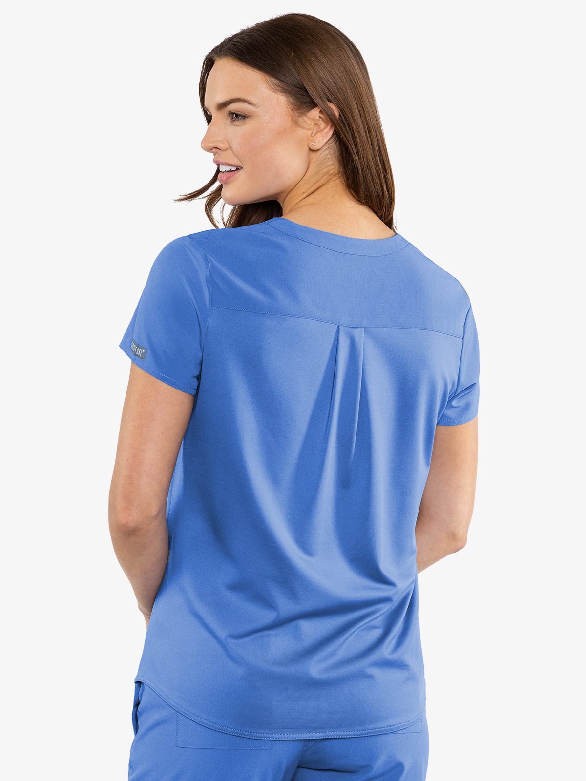 Energy Knit Back Top | 8478
