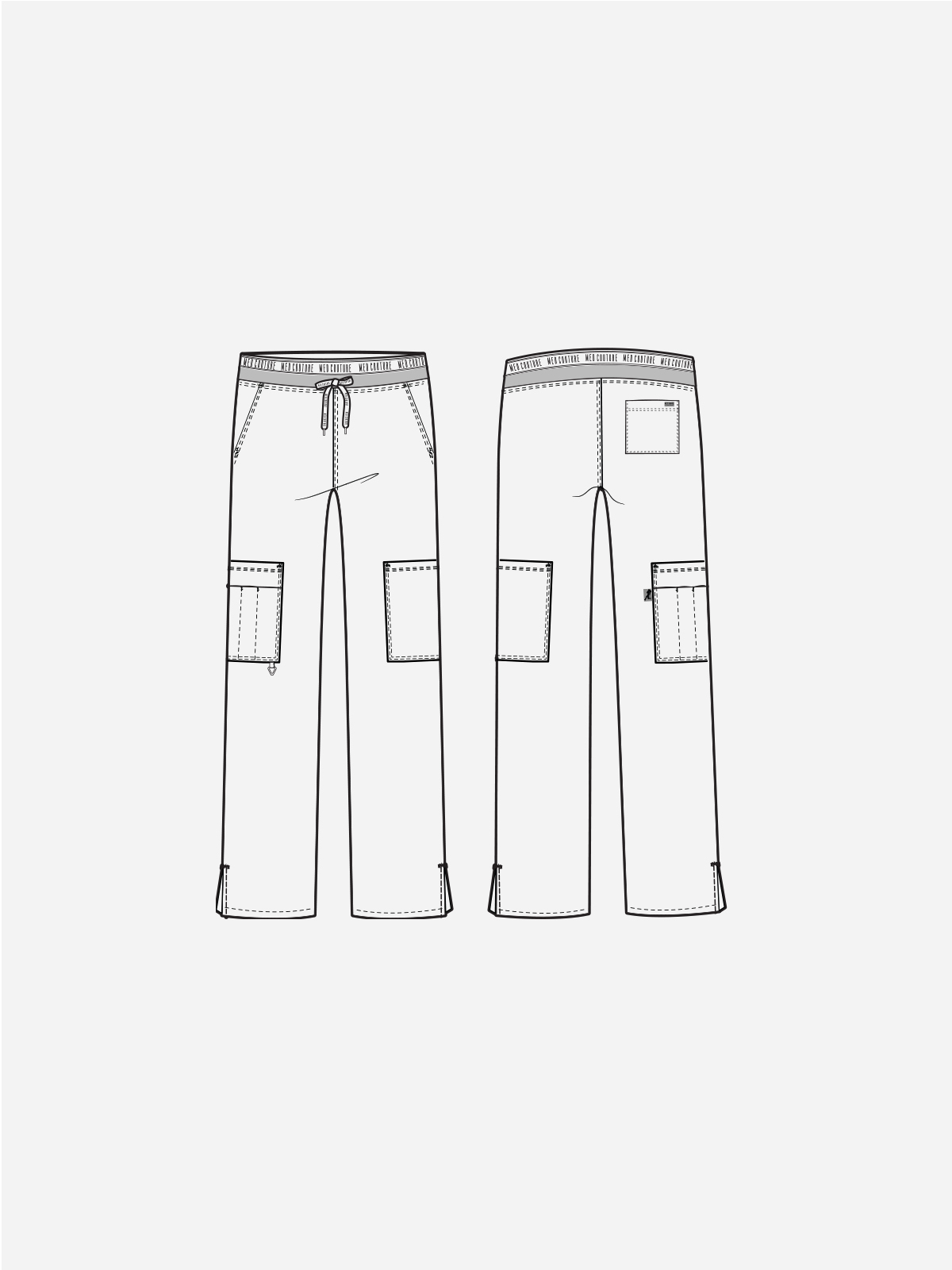 Activate Yoga 2 Cargo Pocket Pant | 8758