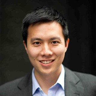 Photo of Michael Zhang, the COO