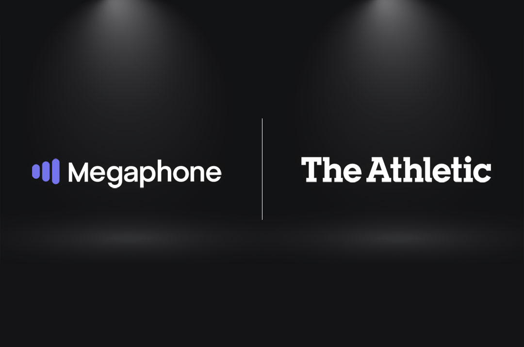 The Athletic Partners with Megaphone for Podcast Distribution and Monetization