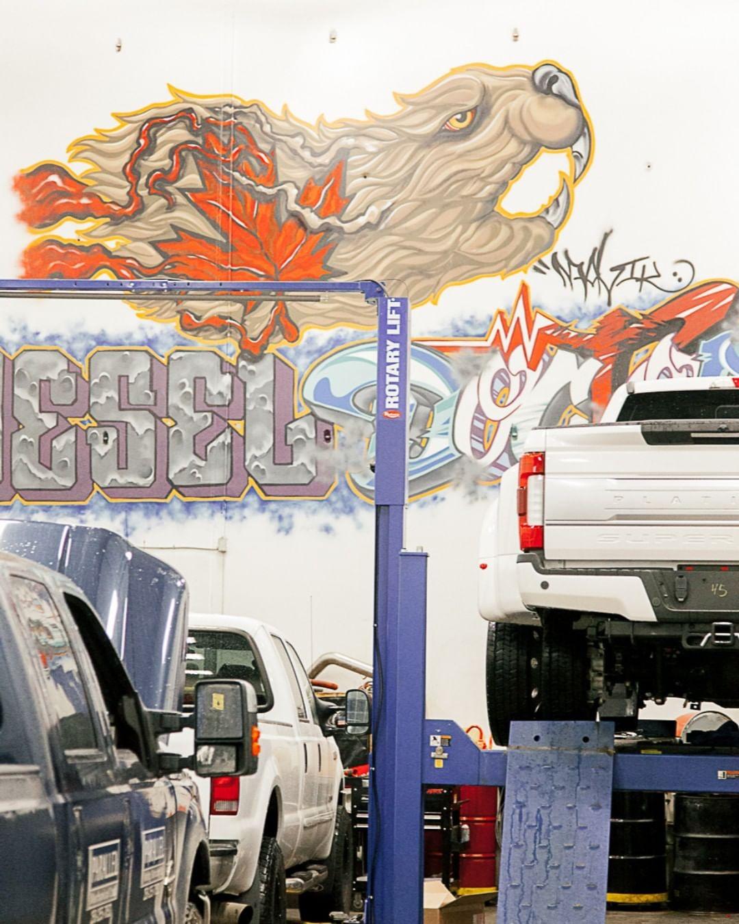 Ford F-350 Plati in the DieselDoctor.ca shop