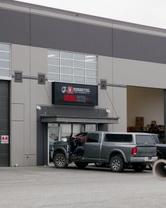 JD Diagnostics & Diesel Repair by the Sumas border in Abbotsford, BC
