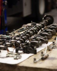 Transmission Repair in the JD Diagnostics repair shop