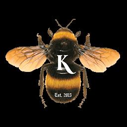 Knopper's Naturals Honey Bee