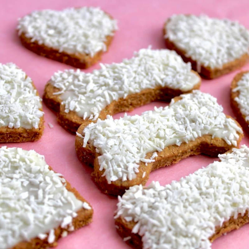 Cranberry & Coconut Cookies (Pack 6)