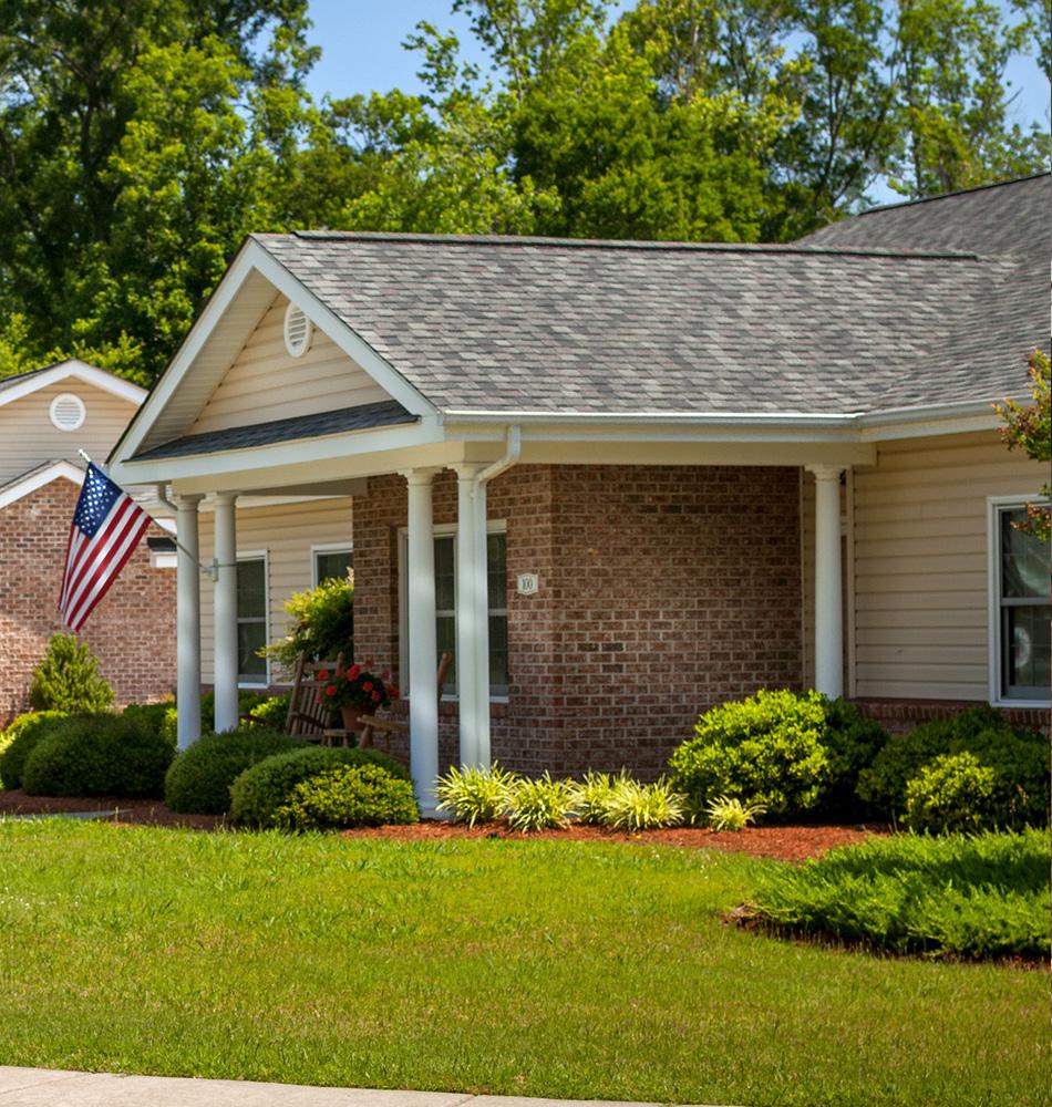 Independent living cottage Franklin, VA