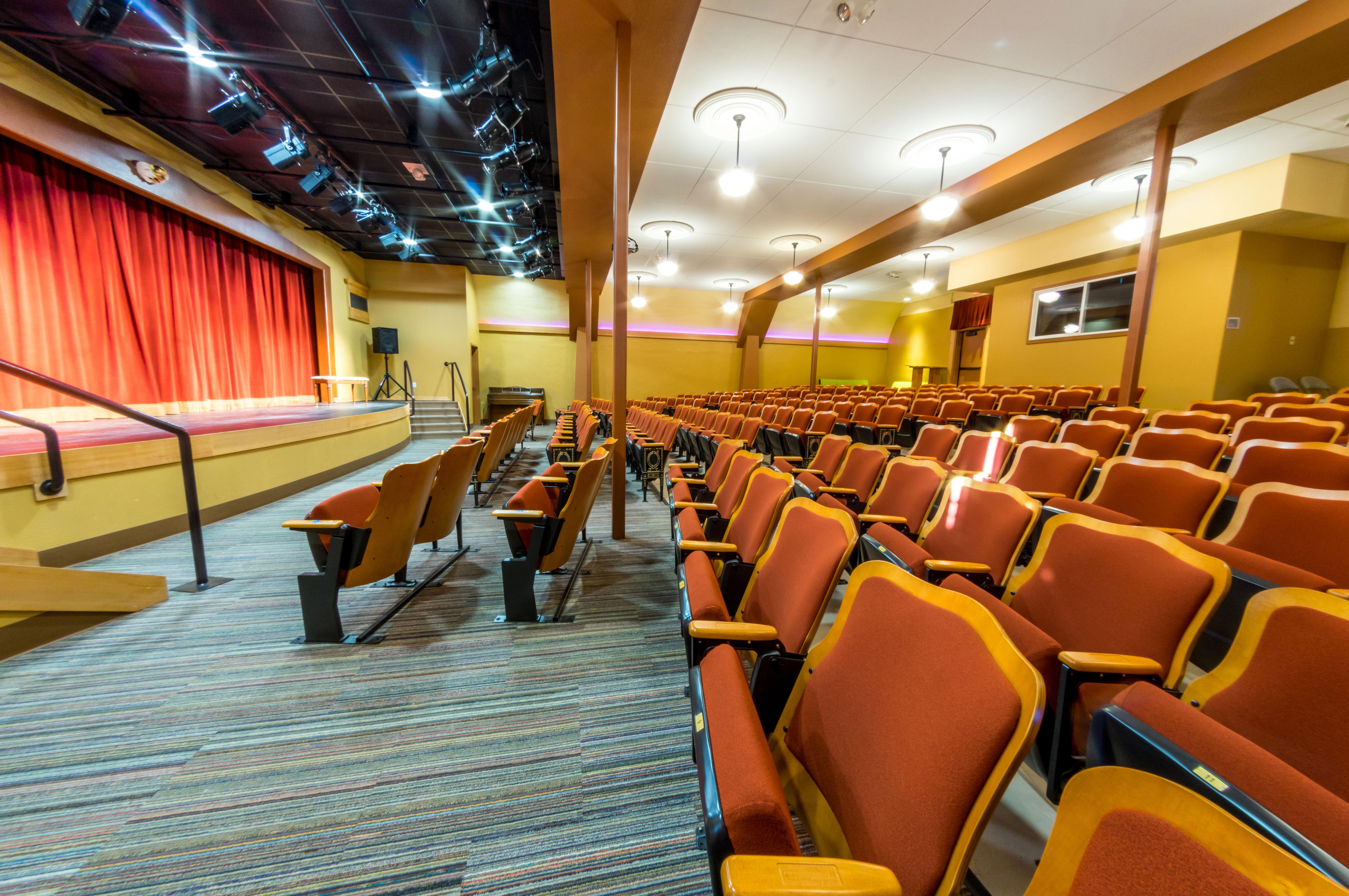 Performing Arts Center at NCRD
