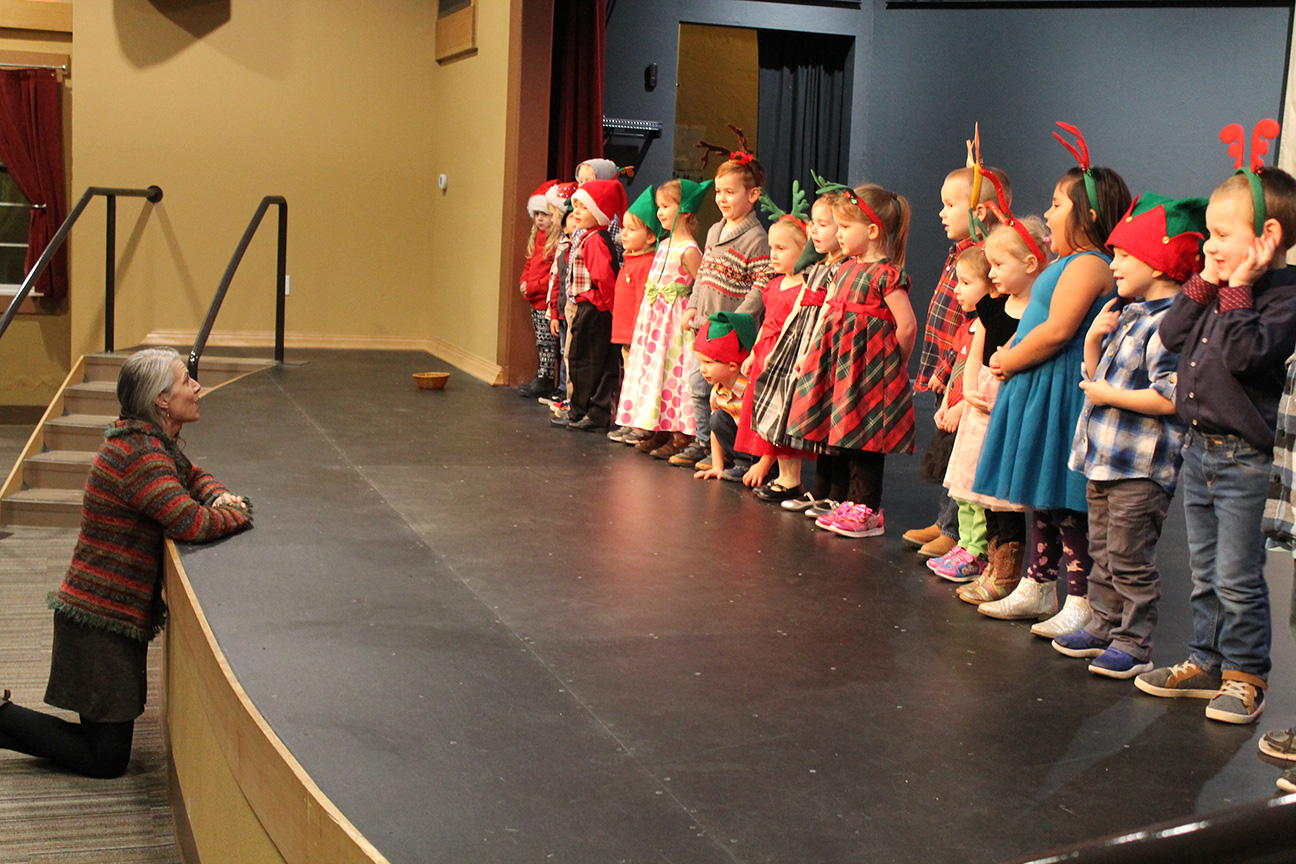 New Discoveries Pre-School Holiday Concert