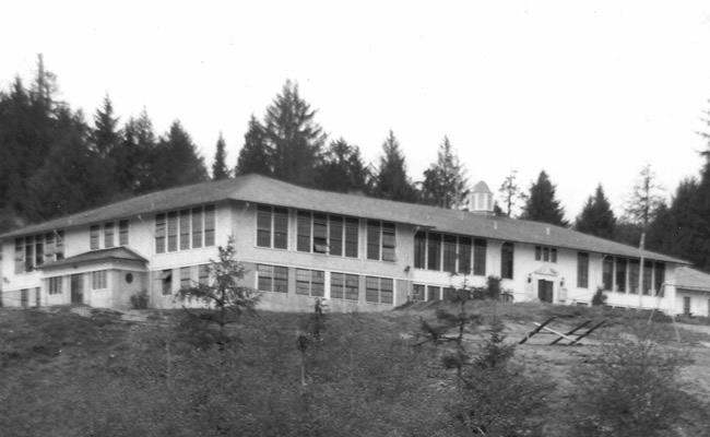 NCRD as The Nehalem School in 1930.