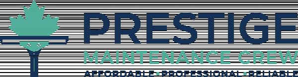 Prestige Maintenance Crew Logo