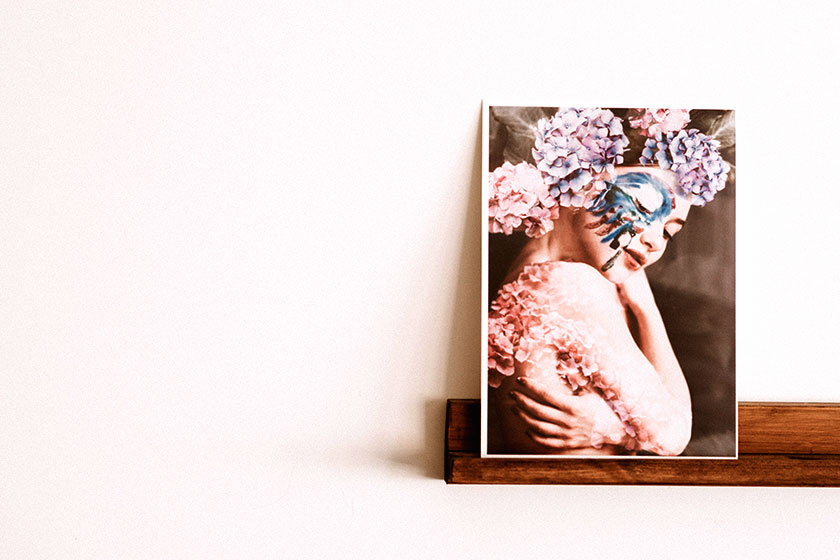 Ordering high quality prints made easy. Printed on photo paper using archival ink.