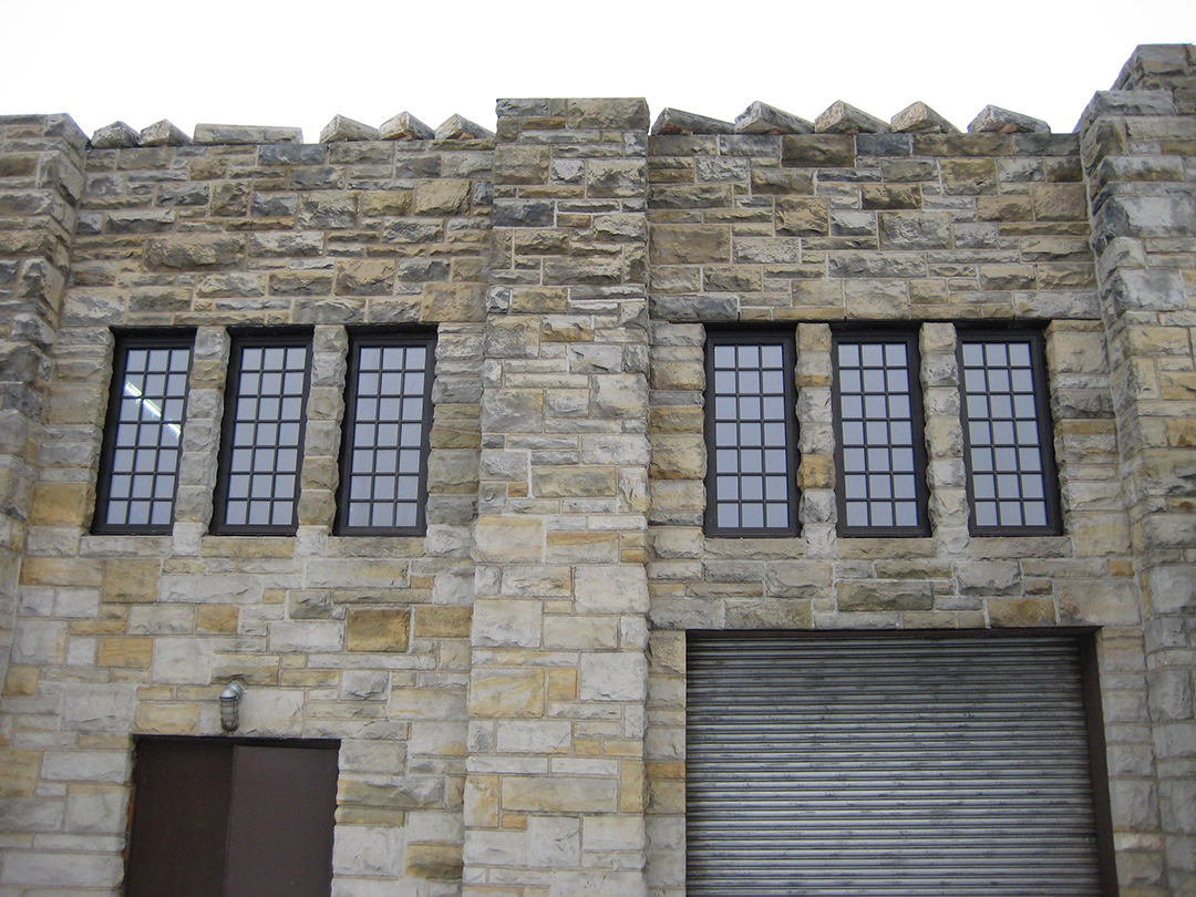 New Castle Armory