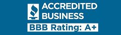 Better Business Bureau A+ Accredited Business Certification