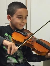 violin lessons michiana