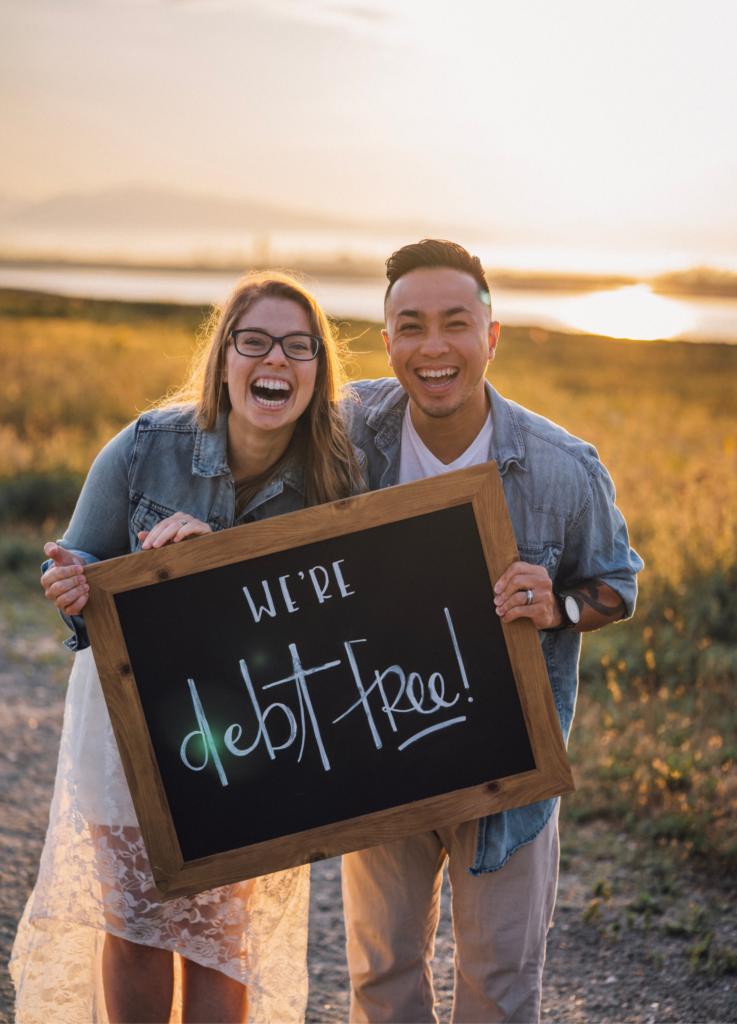 Family debt free